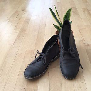 Clarks Chukka Desert Boot in Brown